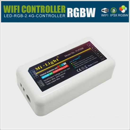 MiLight RGBW 2.4G WiFi Controller
