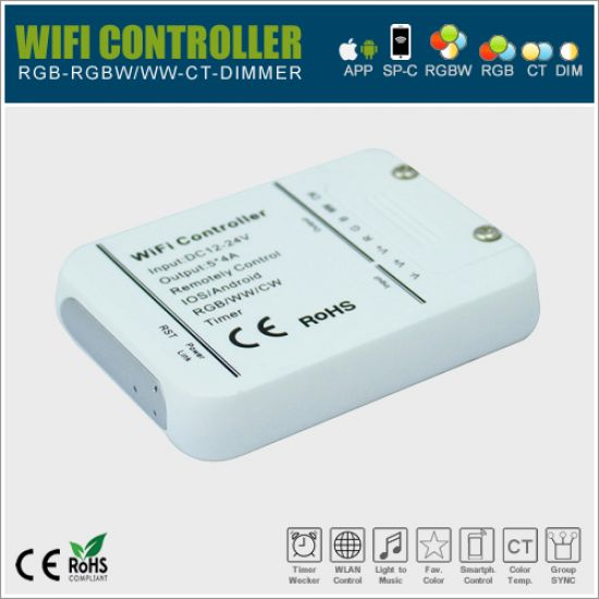 5in1 WiFi Smart Controller 2.4GHz - inkl. APP