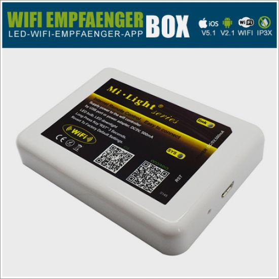MiLight IBOX WiFi 2.4G APP Controller (VERSION 1)